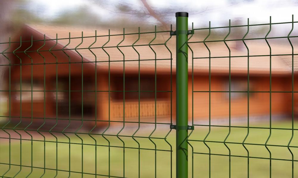 Металлические сварные заборы и производство 3д заборов в Ижевске